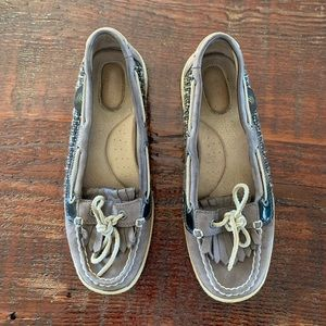 Sperry Boot Shoes- Angelfish Style